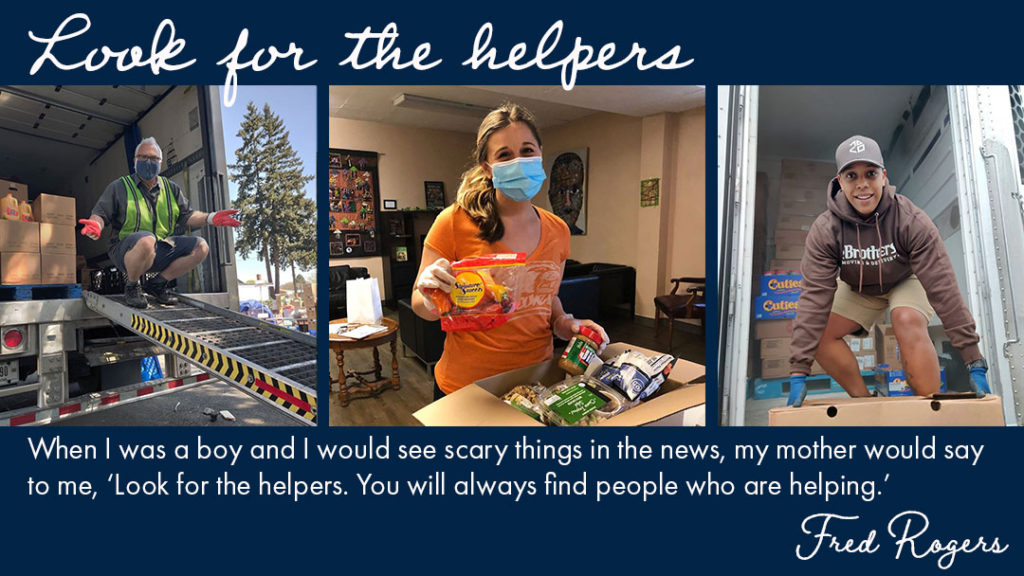 Look For The Helpers Ecumenical Ministries Of Oregon