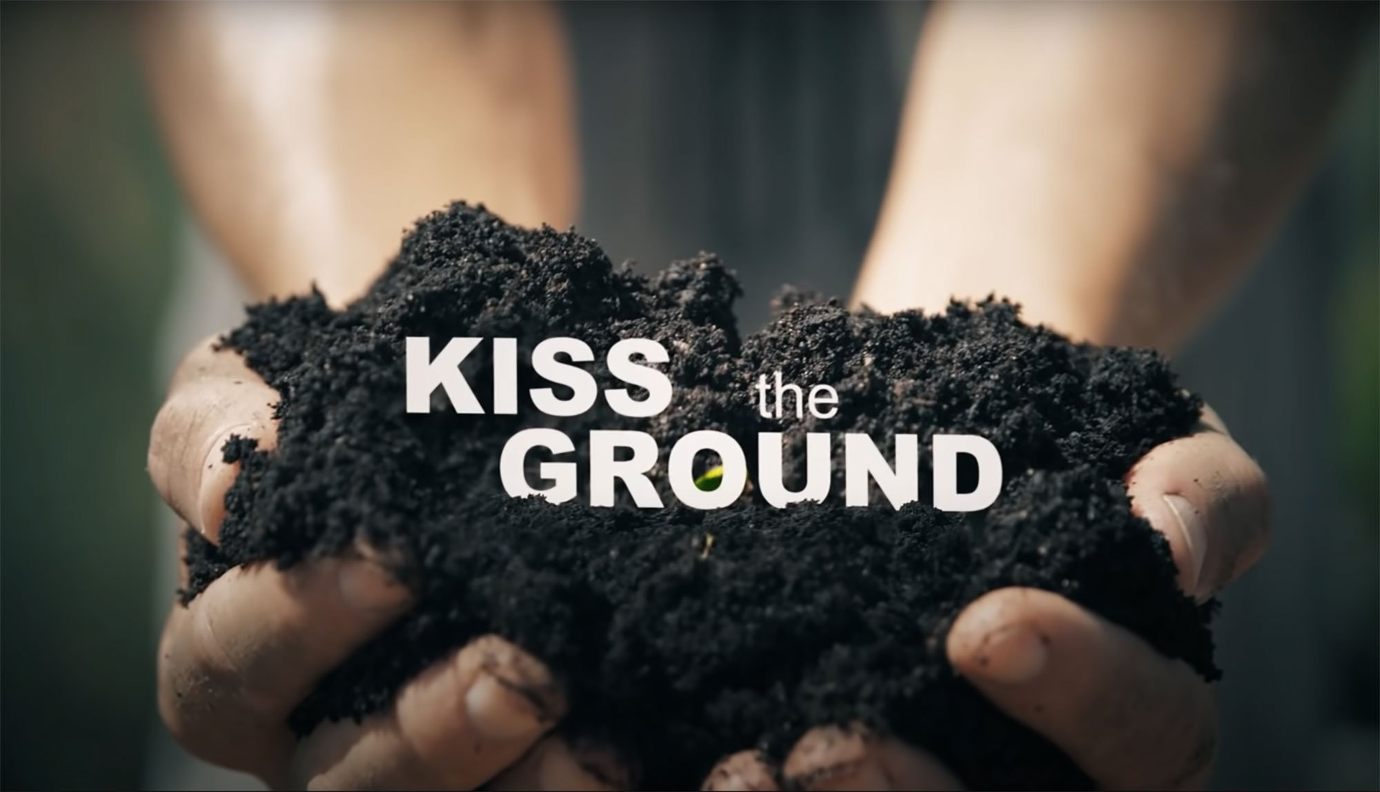 Kiss the Ground (film discussion)