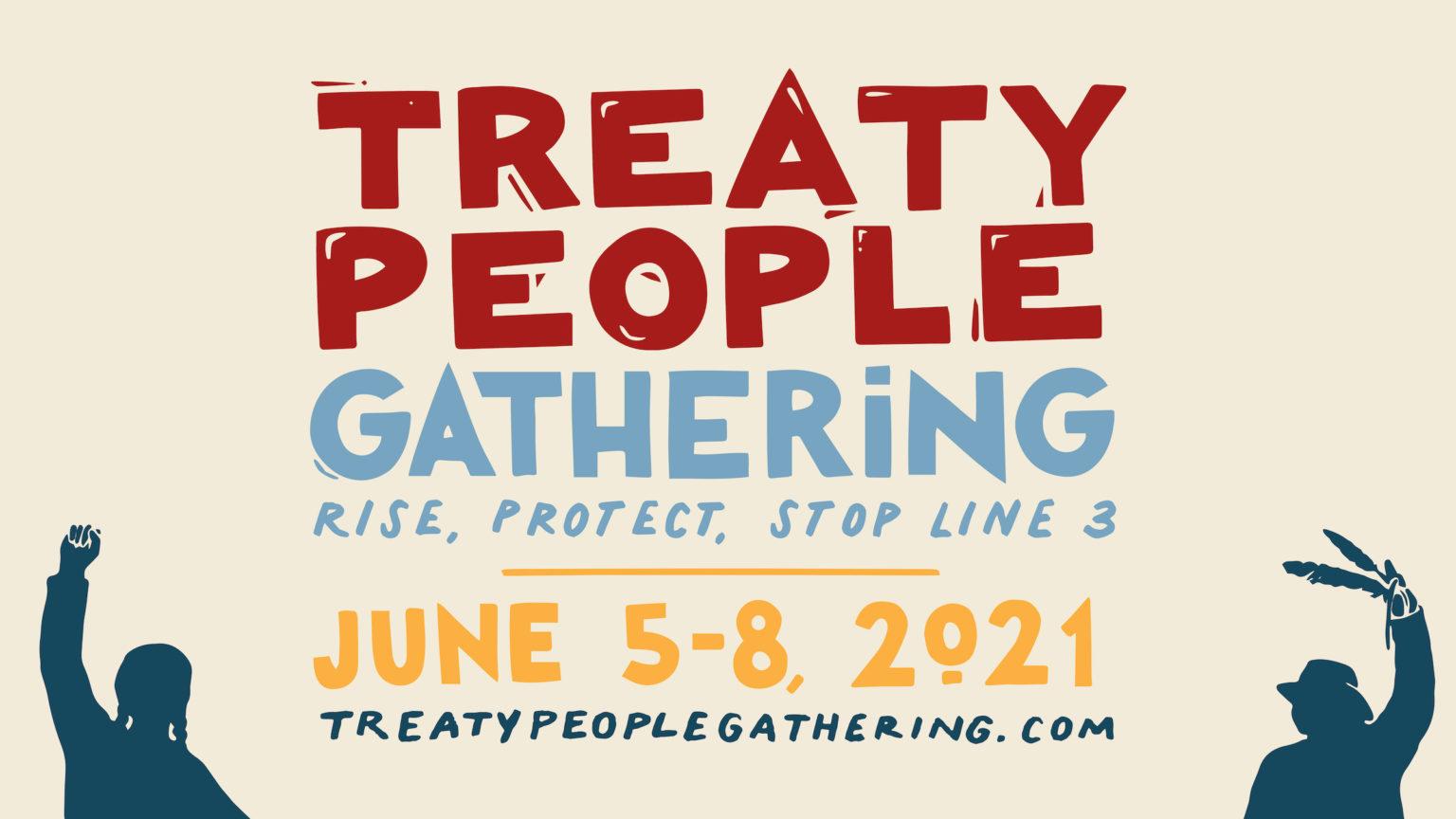 treaty people gathering
