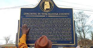 Alonzo Tucker Historical Marker